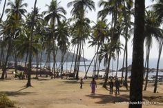 Anjuna Beach, Goa, India
