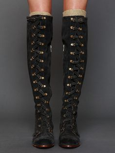 Jeffrey Campbell Johnny Tall Boot at Free People Clothing Boutique