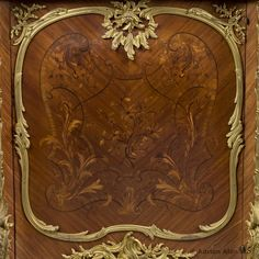 An Exceptional Louis XV Style Marquetry Commode By François Linke, The Gilt-Bronze Mounts Designed by Léon Messagé by FRANÇOIS LINKE - Adrian Alan