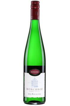 Mönchhof Riesling Mosel 2013  Vin blanc, 750 ml   Code SAQ :  11334920 Code CUP :  04017116201029