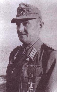 ✠ Gerhard Müller (19.12.1896 - ) RK 09.09.1942 Oberst Kdr Pz.Rgt 5 21. Panzer – Division