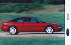 Ford Probe, Factory Press Photo.