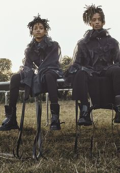 Willow e Jaden Smith estrelam capa (e recheio) da edição de setembro da…