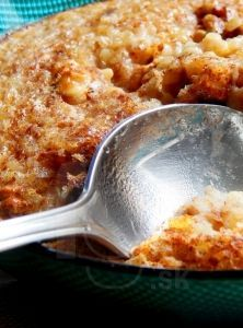 ZAPEKANÝ ŠKORICOVÝ BULGUR Lunch Recipes, Cooking Recipes, Healthy Recipes, What To Cook, Polenta, Quinoa, Macaroni And Cheese, Food And Drink, Healthy Eating