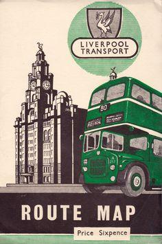 Liverpool Transport Liverpool Town, Liverpool History, Liverpool Poster, Posters Uk, Travel Posters, Retro Posters, Leeds, Bristol, England