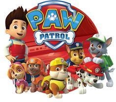 Resultado de imagen para paw patrol