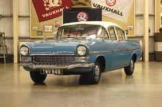 1959: Vauxhall PA Velox