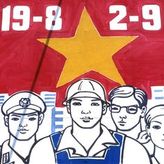 Vietnam Propaganda poster    © www.neilbeer.com