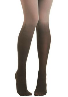 Got It Fade Tights in Charcoal, #ModCloth