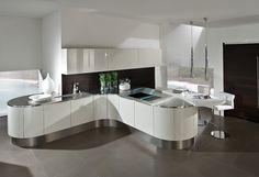 Design Küche von Häcker / Design kitchen by Häcker