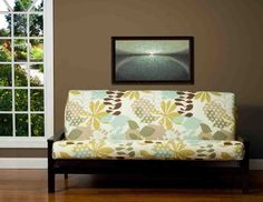 Grey Futon Cover Home Furniture Design