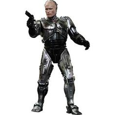 Dead or alive, you're coming with me. Sideshow Collectibles/Hot Toys Battle-Damaged RoboCop! £214.99