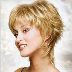 Shag Hairstyles Over 50
