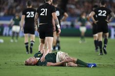 The Latest: All Blacks beat South Africa in Pool game Duane Vermeulen, Black Beats, Pool Games, 13 In, All Blacks, Rugby World Cup, Cycling Shorts, Yokohama, New Zealand