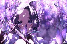 Anime Demon Slayer Kimetsu No Yaiba Butterfly Girl Shinobu Kochou Hd Wallpaper 1 Anime Angel, Anime Demon, Manga Anime, All Anime, Cute Anime Wallpaper, Wallpaper Pc, Demon Slayer, Slayer Anime, Kawaii Anime Girl