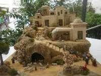 use as a basis for creating own Bethlehem/nativity scene. Papier mache etc.