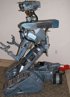 "Number 5 from ""Short Circuit"""