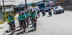 """Para incentivar e defender o uso da bicicleta como meio de transporte, lazer e esporte, foi criado, em 2010, o Pedala Manaus. A iniciativa surgiu de maneira espontânea: amigos que pedalavam pela cidade e queriam divulgar e multiplicar os benefícios da bike para a população da cidade. A participação é aberta para qualquer pessoa ou...<br /><a class=""""more-link""""…"""