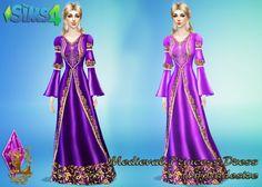 Medieval Princess Dress by Ladesire