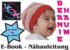 Ebook Pattern Beaniehaum Gr. 39/41 - 60/62