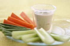 Raw Veggies and Hummus - Dr. Mark Hyman