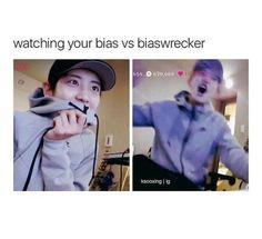 me watching kai vs me watching ksoo
