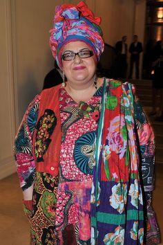 Camila Batmanghelidjh - such an inspirational woman http://www.kidsco.org.uk
