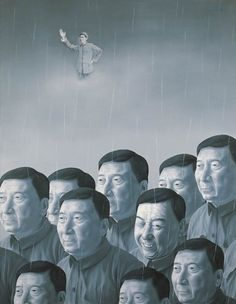 """Contemporary Chinese artist Chen Yu in world of clones – video"" by Julia Hartmann"