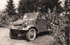 WWII Kubelwagen