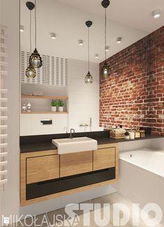 minimalistyczna nowoczesna łazienka Łazienka - zdjęcie od MIKOŁAJSKAstudio