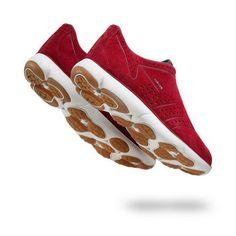 Geox | Nebula | Sneakers | Red | MONFRANCE Webshop @geox
