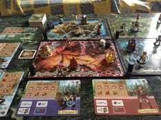 12 Realms at Essen Spiel 23-27 October.  Pre Order Link: http://www.freewebstore.org/MageCompany