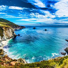Get Swept Away | Greetings from Big Sur, California | CoastalLiving.com