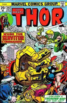 Thor (Vol. 1) 242