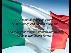 """Mexican National Anthem - """"Himno Nacional Mexicano"""" (ES/EN)"""
