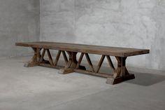 Table at Bastide Interior