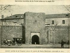 Galeria d'imatges | Capítol 30: L'enderrocament de les muralles i el Pla Cerdà | De Bàrcino a BCN. Història de la ciutat de Barcelona