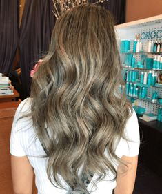 16 Ash Blonde Hair Highlights Ideas For You Blonde Hair With Highlights, Ash Blonde Hair, Dark Hair, Make You Up, Stylists, Hair Color, Long Hair Styles, Beauty, Ideas