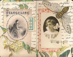 Lambsworld: My Vintage Gluebook