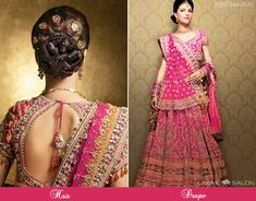 Community Indian Bridal Looks by Lakme Salon - Indian Wedding