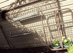 fences garden-stuff