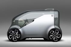 Honda's 2017 CES exhibit will include the NeuV, a concept autonomous EV commuter vehicle equipped with artificial intelligence (AI) that creates new possibilities for human interaction and new value for customers.