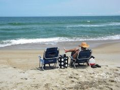 Camp Hatteras Resort, one of the truly special places to go RV. :)