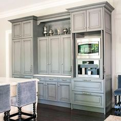Color!! Concealing Cabinetry