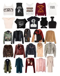 """""""L.D."""" by lumadhayllon on Polyvore featuring moda, Alexander Wang, Tommy Hilfiger, Dsquared2, Dolce&Gabbana, See by Chloé, Dries Van Noten, Off-White, Alice Archer e Alice + Olivia"""