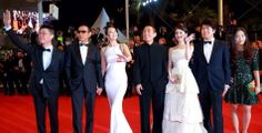 Latest Chinese News Lesson: GongLi and her movie 'Going Home' in Cannes. Going Home zài Cannes. Going Home 在 Cannes。 www.gurulu.com