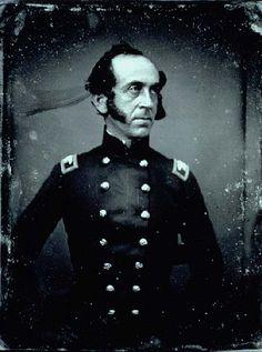 Mathew Brady, Portrait of Mexican-American War hero James Duncan, c. 1848