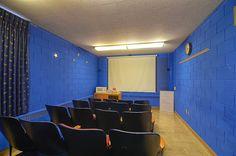 Theater by Algoma Boulevard United Methodist Church, via Flickr