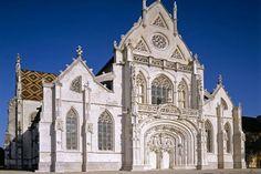 Une construction sous contrôle - Monastère royal de Brou - Rhône-Alpes - France