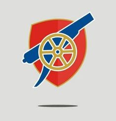 Gunners on the up . COYG Arsenal Football, Arsenal Fc, Arsenal Wallpapers, Real Madrid, Guns, Steel, Logos, Random, Soccer